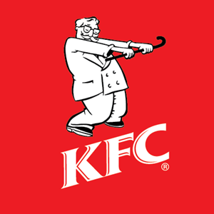 KFC- Kentucky Fried Chicken Logo Vector