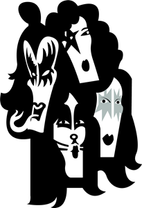 KISS Logo Vector