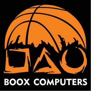 KK Boox Computers Logo Vector