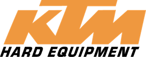 KTM Hard Equipment Logo Vector