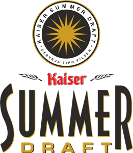 Kaiser Summer Draft Logo Vector