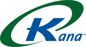 Kana Communications Logo Vector