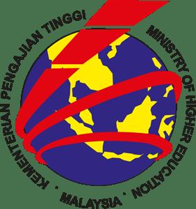 Kementerian Pengajian Tinggi Malaysia Logo Vector Eps Free Download