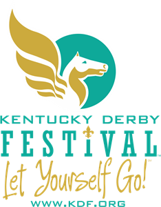 Kentucky Derby Festival Logo Vector