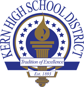 Kern High School District Seal Logo Vector