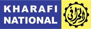 Kharafi National Logo Vector