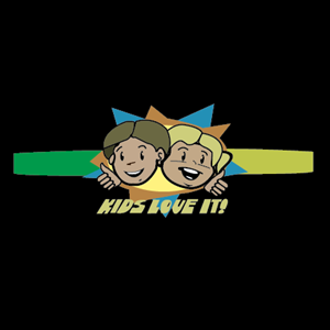 Kids Love It Logo Vector