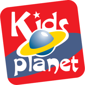 Kids Planet Logo Vector