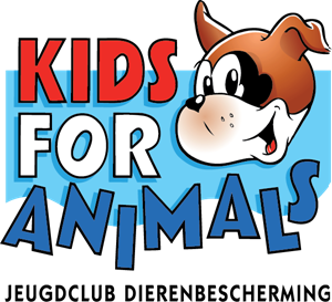 Kids for animals Logo Vector