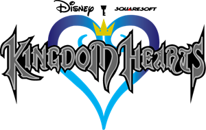 Kingdom Hearts Logo Vector