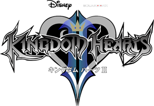 Kingdom Hearts 2 Logo Vector