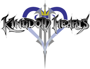 Kingdom Hearts 3 Logo Vector