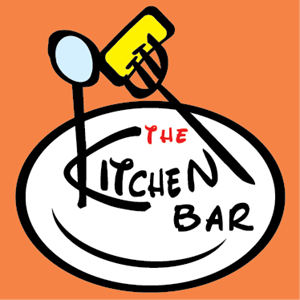 Kitchen Bar Logo Vector