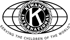Kiwanis with tag Logo Vector