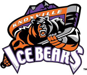 Knoxville Ice Bears Logo Vector