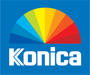 konica logo vectors free download