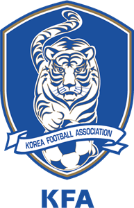 Korea Football Association Logo Vector