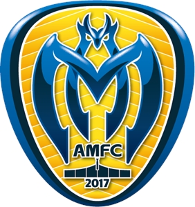 K-League Asan FC(AMFC) Logo Vector