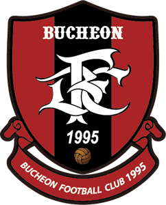 K-League Bucheon FC Logo Vector