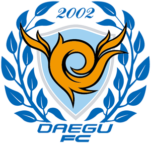 K-League Daegu FC Logo Vector