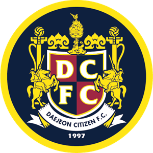 K-League Daejeon Citizen FC Logo Vector