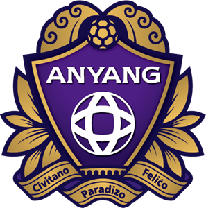 K-League FC Anyang Logo Vector