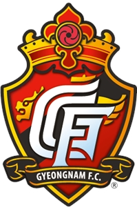 K-League Gyeongnam FC Logo Vector