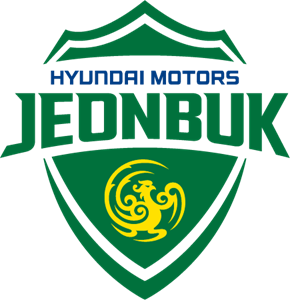 K-League Jeonbook Hyundai Motors Logo Vector