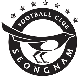K-League Seongnam FC Logo Vector