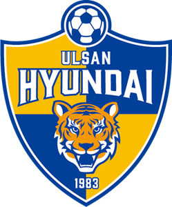 K-League Ulsan Hyundai Logo Vector