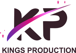 K.P. Kings Production Logo Vector