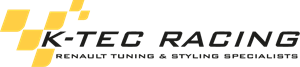 K-tec Racing Logo Vector