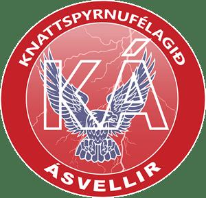 KA Asvellir Hafnarfjordur Logo Vector ( AI) Free Download