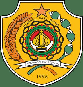 kabupaten kupang logo vector cdr free download