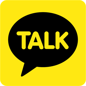 KAKAO TALK Logo Vector