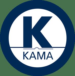 KAMA GmbH Logo Vector (.SVG) Free Download