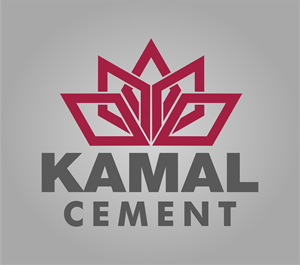 Kamal cement Logo Vector