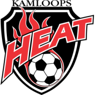 Kamloops Heat SC Logo Vector