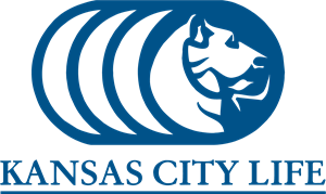 Kansas City Life Logo Vector