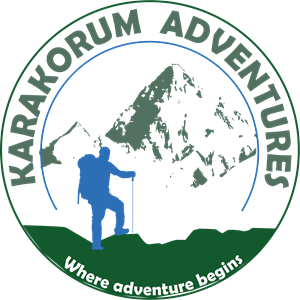 Karakorum Adventures Logo Vector