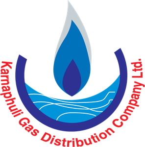 Karnaphuli Gas Distribution Company Ltd Logo Vector