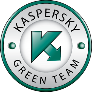 Kaspersky Green Team Logo Vector