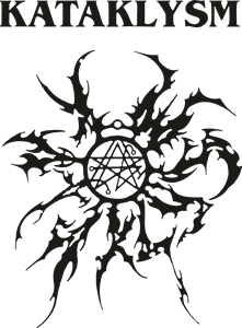 kataklysm tribal Logo Vector