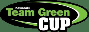 Kawasaki Team Green Cup Logo Vector