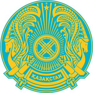 Kazakhstan National Ice Hockey Team Logo Vector