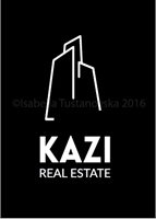 Kazi Real Estate Logo Vector