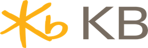 KB Kookmin Bank Logo Vector