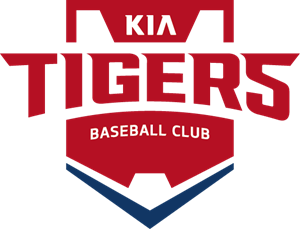 KBO, Kia Tigers Baseball Club Logo Vector
