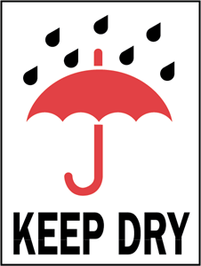 KEEP DRY Logo Vector