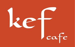 Kef Cafe Logo Vector